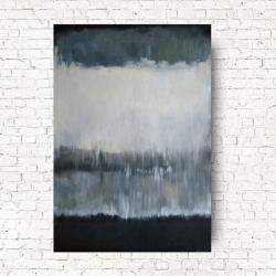abstrakcja,obraz,akryl - Obrazy - Wyposażenie wnętrz