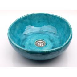 umywalka,umywalka ceramiczna - Ceramika i szkło - Wyposażenie wnętrz