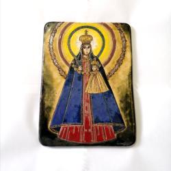 Beata Kmieć,ikona,ceramika,obraz - Ceramika i szkło - Wyposażenie wnętrz