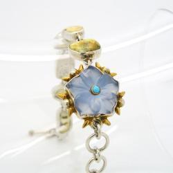 unikatowa bransoletka,dla niej,walentynki - Bransoletki - Biżuteria