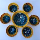 Ceramika i szkło misa ceramika recznie lepiona zestaw