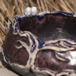 misa,sowy,ceramika - Ceramika i szkło - Wyposażenie wnętrz