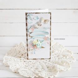ślub,wesele,kartka,prezent ślubny - Kartki okolicznościowe - Akcesoria