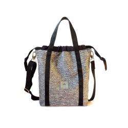 torebka,worek,naramię,melanżowa,plecionka,handmade - Na ramię - Torebki