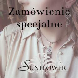 biżuteria na zamowienie,Sunflower - Bransoletki - Biżuteria