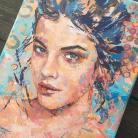 Obrazy akryl,podobrazie,obraz,lipowska,malarstwo
