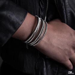 bransoleta,modna,stylowa,odważna,unisex,męska - Bransoletki - Biżuteria