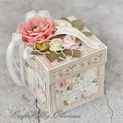 exploding box,ślub,życzenia,torcik - Inne - Akcesoria