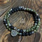 Bransoletki bransoleta z koralików,damska biżuteria