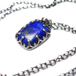 elegancki,stylowy,koronkowy - Naszyjniki - Biżuteria