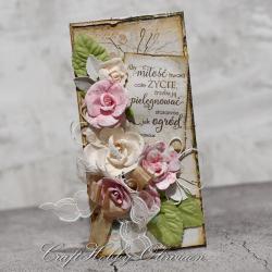 miłość,walentynki,ślub,rocznica - Kartki okolicznościowe - Akcesoria
