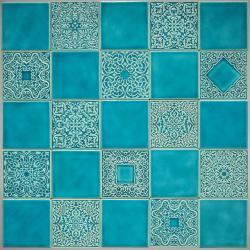 kafle,dekory,płytki,ścienne,marokańskie - Ceramika i szkło - Wyposażenie wnętrz