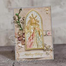 Wielkanoc,Jezus,Chrystus,życzenia,kartka - Kartki okolicznościowe - Akcesoria