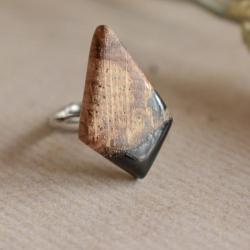 pierścionek,pierścionek regulowany - Pierścionki - Biżuteria