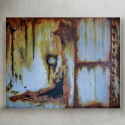 obraz,loft,industrialny obraz - Obrazy - Wyposażenie wnętrz
