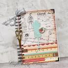 Notesy notes,notatnik,zeszyt,krawcowa,szycie