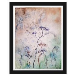 akwarela,pejzaż,trawy - Obrazy - Wyposażenie wnętrz