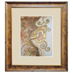 złoty,dziecko,akt,ciąża,kobieta,srebrny - Ilustracje, rysunki, fotografia - Wyposażenie wnętrz