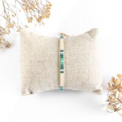 bransoletka minimalistyczna,bransoletka etniczna - Bransoletki - Biżuteria