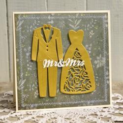 ślub,wesele,kartka,młodej parze,na prezent - Kartki okolicznościowe - Akcesoria