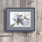 Ilustracje, rysunki, fotografia kwiatki,kwiaty,miniatura,prezent,na ścianę,