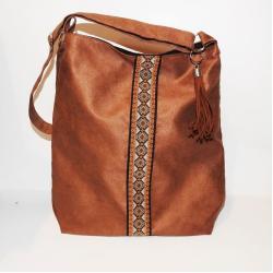 torba etno,worek xl,torba w folkowym stylu - Na ramię - Torebki