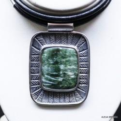 sreafinit,biżuteria,srebro,wisiory,naszyjniki - Naszyjniki - Biżuteria