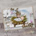 Kartki okolicznościowe kartka,boże narodzenie,święta,żłóbek