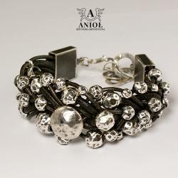 bransoleta damska,ekskluzywna biżuteria - Bransoletki - Biżuteria