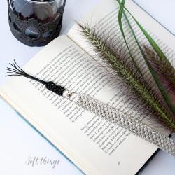 zakładka do książki z piórkiem,prezent dla niego - Zakładki do książek - Akcesoria