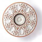 Świeczniki lampion,świecznik,ceramika,rękodzieło
