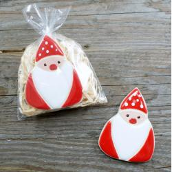święty mikołaj,gwiazdor,ozdoba świąteczna - Ceramika i szkło - Wyposażenie wnętrz