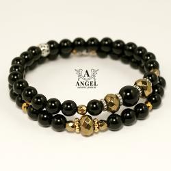 komplet eleganckich bransolet damskich - Bransoletki - Biżuteria