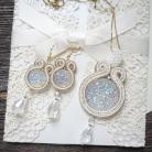Inne komplet ślubny,biżuteria slubna