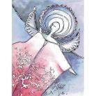 Ilustracje, rysunki, fotografia anioł,anioły,abstrakcja,skrzydła,na ścianę,wnętrze