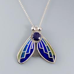 wisior mucha,Noske Marina,Noske Design - Wisiory - Biżuteria