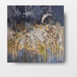 obraz,łąka - Obrazy - Wyposażenie wnętrz