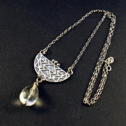 codzienny naszyjnik pasujący do wszystkiego srebro - Naszyjniki - Biżuteria