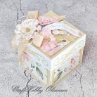 Kartki okolicznościowe exploding box,ślub,torcik,kwiaty