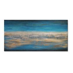 obraz abstrakcja,obraz ręcznie malowany - Obrazy - Wyposażenie wnętrz