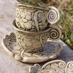 ceramika,filiżanki, - Ceramika i szkło - Wyposażenie wnętrz