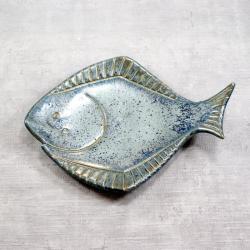 mydelniczka,łazienka,flądra,ryba - Ceramika i szkło - Wyposażenie wnętrz