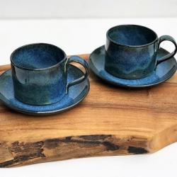 filiżanka ceramiczna,filiżanka hand made, - Ceramika i szkło - Wyposażenie wnętrz