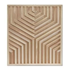 obraz drewniany nowoczesny,minimalistyczny - Obrazy - Wyposażenie wnętrz