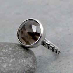 klasyczny,elegancki,błyszczący,transparentny - Pierścionki - Biżuteria
