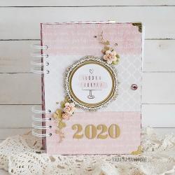 kalendarz,organizer,weekend,cukiernik - Notesy - Akcesoria
