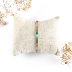 bransoletka boho,minimalistyczna biżuteria - Bransoletki - Biżuteria
