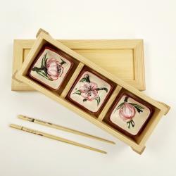 sushi ceramika recznie robiona chinmirre - Ceramika i szkło - Wyposażenie wnętrz