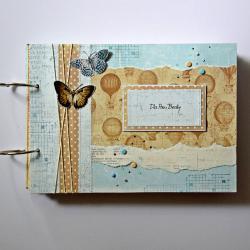 album dla nauczyciela,album,patchwork - Albumy - Akcesoria