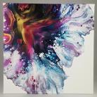 Obrazy pouring,abstrakcja,nowoczesny,akryl